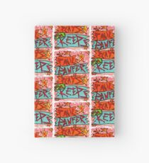 Paul Panfer Plays for Keeps Hardcover Journal