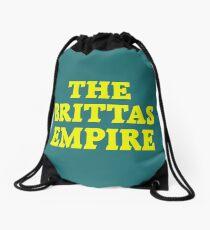 THE BRITTAS EMPIRE Drawstring Bag