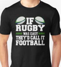 Amazing Costume For Rugby Lover. Shirt For Dad From Kids. Unisex T-Shirt