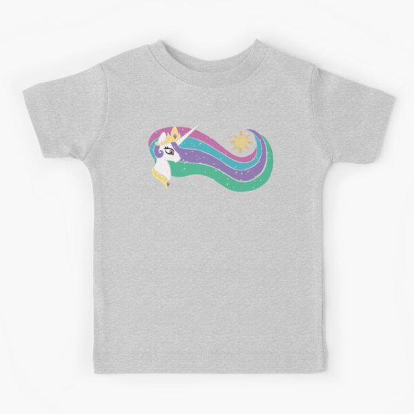 Princess Celestia Kids T-Shirt
