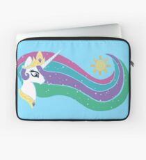 Princess Celestia Laptop Sleeve