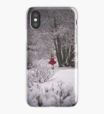The Snow Queen iPhone Case/Skin