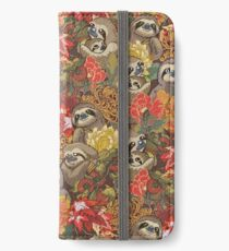 Because Sloths Autumn iPhone Wallet/Case/Skin
