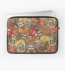 Because Sloths Autumn Laptop Sleeve