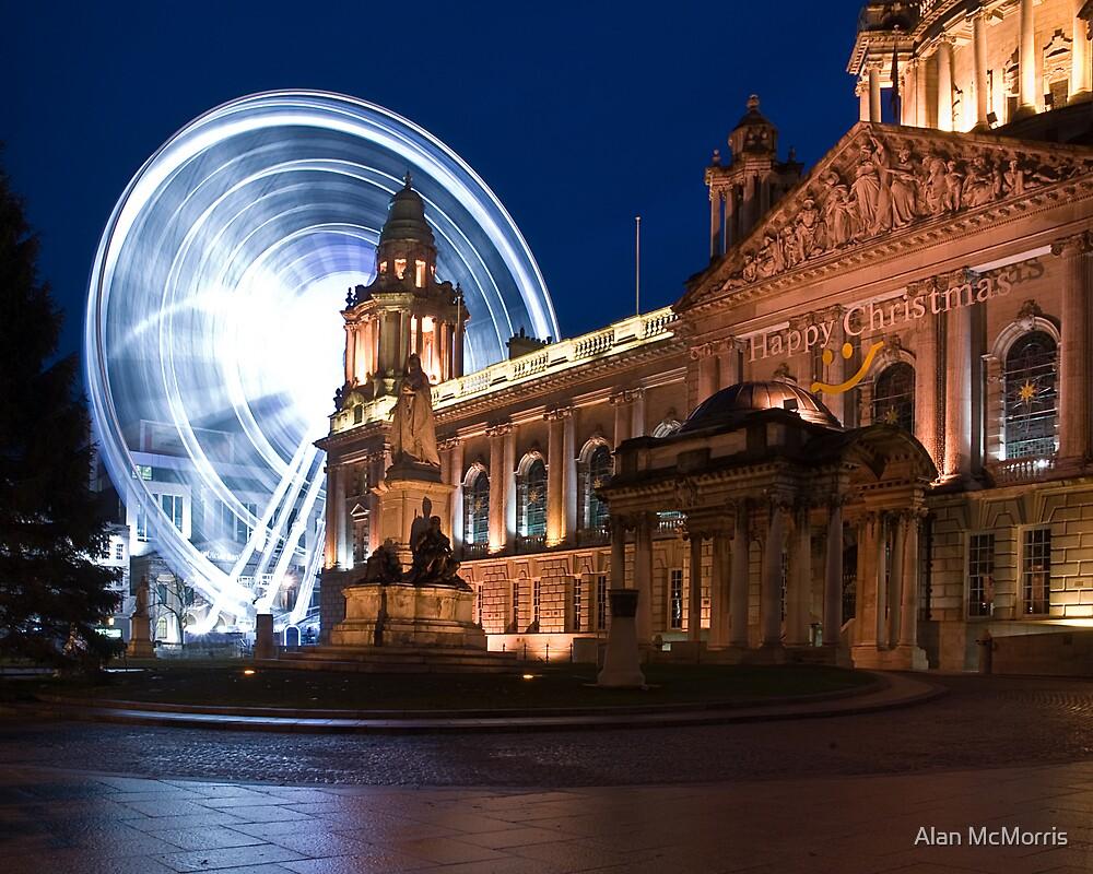 Belfast City Hall by Alan McMorris