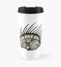 traditional porcupine Travel Mug