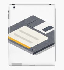 Diskette ISO iPad Case/Skin