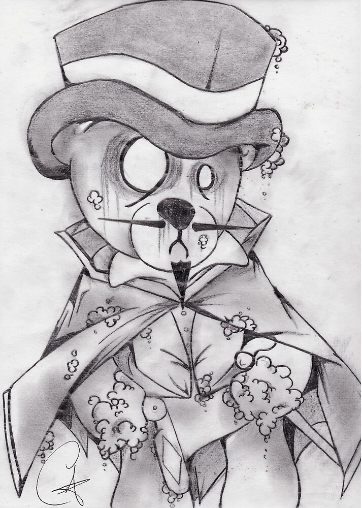 Tedd the Ripper by chriszenga