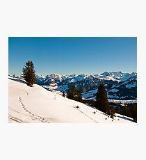 winter scenics Photographic Print