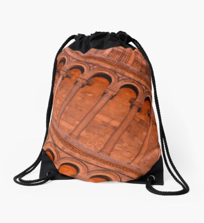 The Tower Drawstring Bag