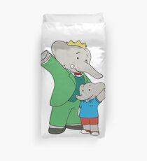 Funda nórdica Babar el elefante