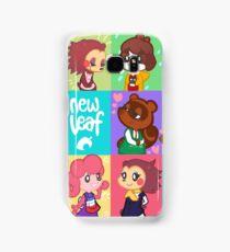 Animal Crossing: New Leaf Samsung Galaxy Case/Skin