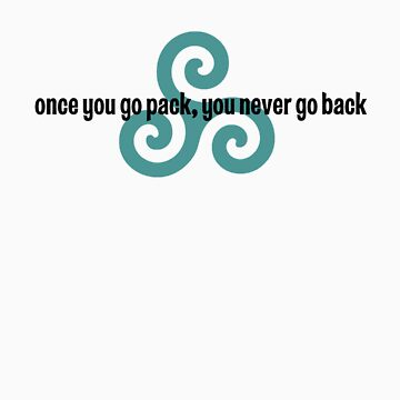 once you go pack, you never go back (2) by keyweegirlie