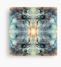 Space Mandala 11 Canvas Print