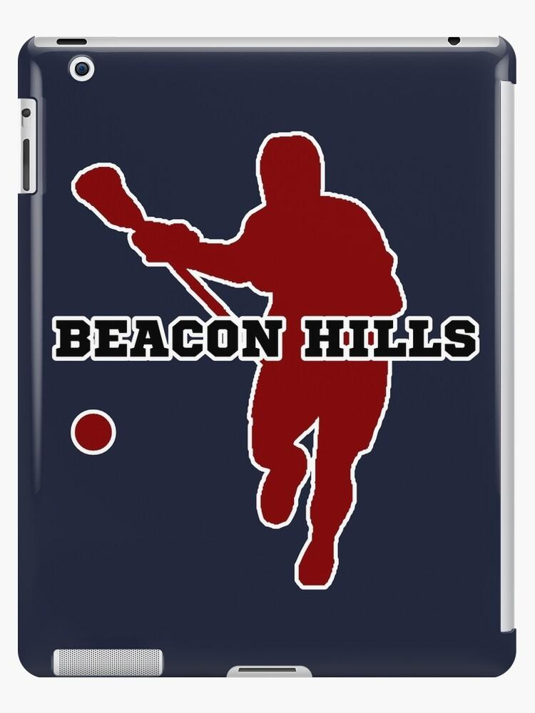 Beacon Hills High - Lacrosse by keyweegirlie