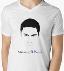 Cool Human Vector design Men's V-Neck T-Shirt