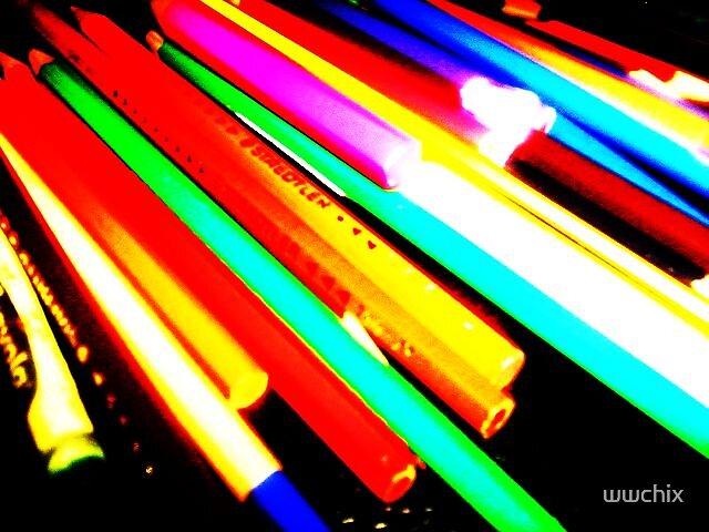 Colour by wwchix