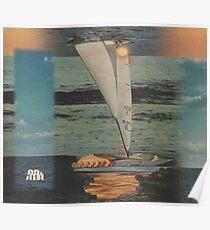 Sun Set Sail Poster