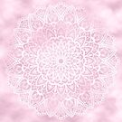 Pink Sky Mandala by Kelly Dietrich