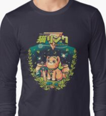 A Kitty to the past Long Sleeve T-Shirt