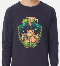 A Kitty to the past Lightweight Sweatshirt