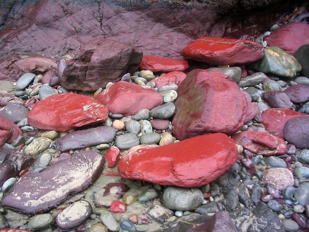 Welsh Rocks_01 by Englandken