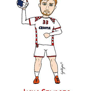 Luka Cindric by garigots