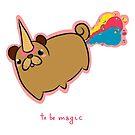 To Be Magic  by Emiliano Vittoriosi