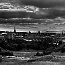 Edinburgh  City II by Chris Clark