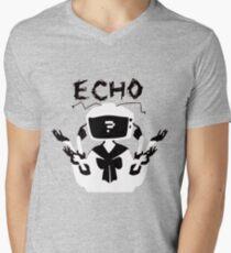 ECHO - Gumi English Men's V-Neck T-Shirt