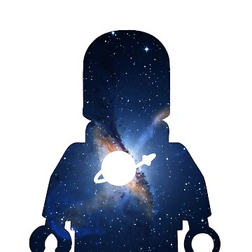 Into the unknown- Lego Space by Joliver42