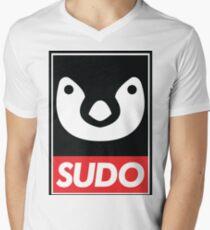 the sudo Men's V-Neck T-Shirt
