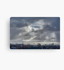 Liverpool Canvas Print