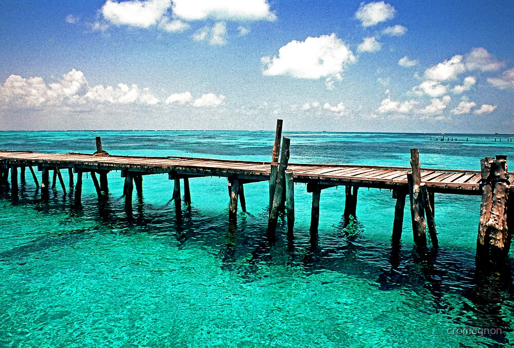 Isla Mujeres by cromagnon