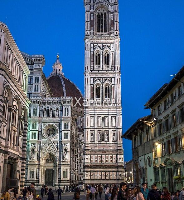 Campanile di Giotto by Xandru