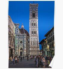 Campanile di Giotto Poster