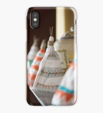Little tee pees  iPhone Case/Skin