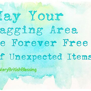 Unexpected Items In Bagging Area? by TheLadySketch