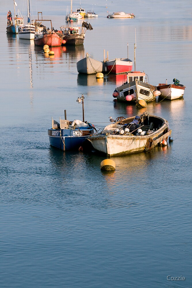 Boat S by Pete Costick