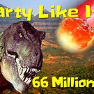 Party Like It's 66 Million bc by ayemagine