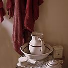 Jug and Basin by KarenM