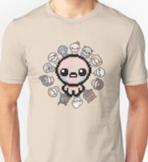 The Binding of Isaac, circle of characters Unisex T-Shirt