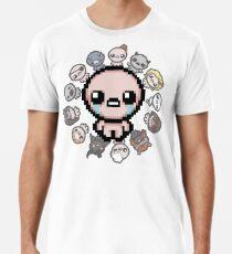 The Binding of Isaac, circle of characters Men's Premium T-Shirt