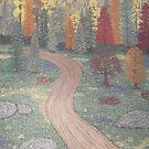 Fall In The Blue Ridge by Darla Gojcz