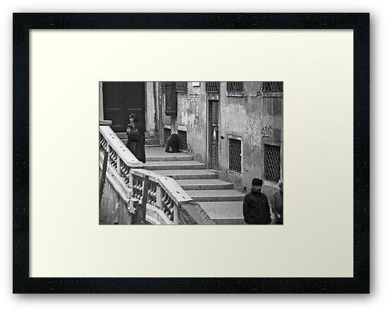 Venice - A View by Carl Gaynor
