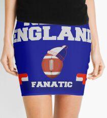 New England Patriots Fanatic Mini Skirt