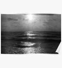 seashore monochrome, no. 2 Poster