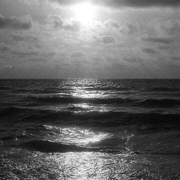 seashore monochrome, no. 2 by stillmoment