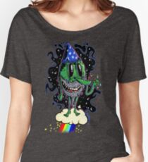 Pizard The Wizard! Women's Relaxed Fit T-Shirt