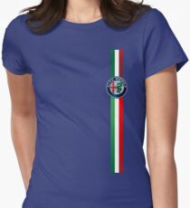 Alfa  Women's Fitted T-Shirt